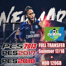 PES 2018 l PES 2017 l PES 2013 PS3 CFW Update 2018 + HDD 120GB
