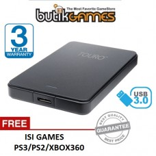 Harddisk External 500GB Full Games PS3/XBOX360