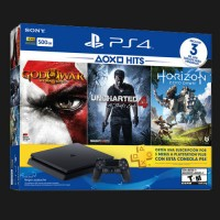 Sony PS4 Slim 500GB Hits Bundle V2