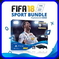 Sony PS4 Slim 500GB Bundle FIFA 18