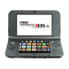 New 3DSLL CFW 32GB