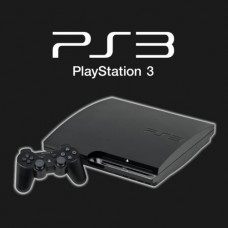 SONY PS3 Playstation 3 Slim 120 GB