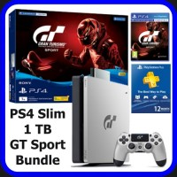 PS4 Slim 1TB Gran Turismo Sport Bundle