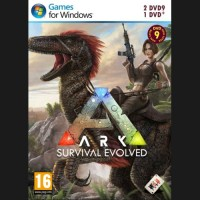 ARK: Survival Evolved PC 3DVD