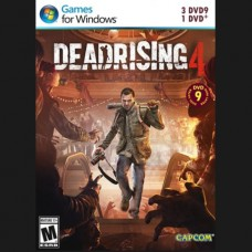 Dead Rising 4 PC 4DVD