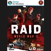 RAID: World War II PC 1DVD9
