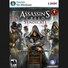 Assassin's Creed Syndicate PC3DVD9