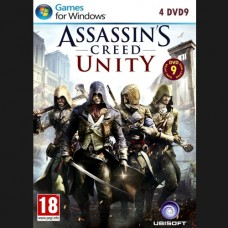 Assassin's Creed Unity PC4DVD9
