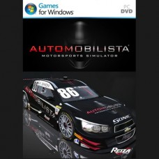 AUTOMOBILISTA PC 1DVD