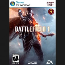 Battlefield 1 PC 3DVD