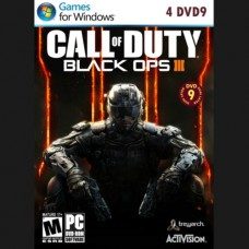 Call of Duty: Black Ops III PC 4DVD9
