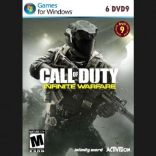 Call of Duty: Infinite Warfare PC 6DVD9