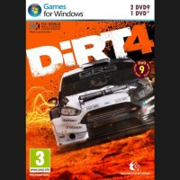 DiRT 4 PC 3DVD