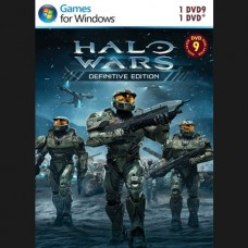 Halo Wars: Definitive Edition PC 2DVD
