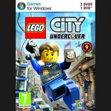 LEGO City Undercover PC 3DVD
