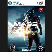 Mass Effect Andromeda PC 5DVD
