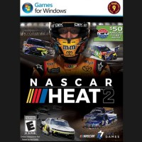 NASCAR Heat 2 PC 1DVD9