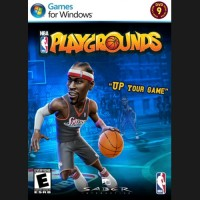 NBA Playgrounds PC 1DVD9