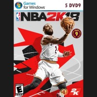 NBA 2K18 PC 5DVD9