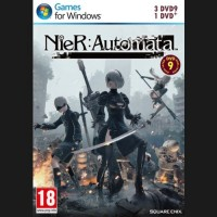 NieR Automata PC 4DVD