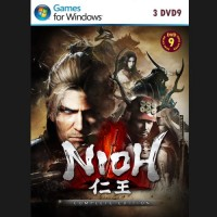 Nioh: Complete Edition PC 3DVD9