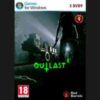 Outlast II PC 3DVD9