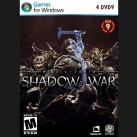 Middle-earth: Shadow of War PC 4DVD9