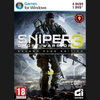 Sniper Ghost Warrior 3 Season Pass Edition PC 5DVD