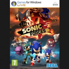 Sonic Forces PC 2DVD