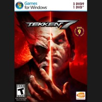 TEKKEN 7 PC 4DVD
