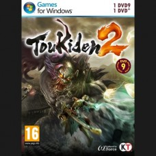 Toukiden 2 PC 2DVD