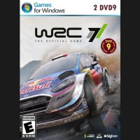 WRC 7 FIA World Rally Championship PC 2DVD9