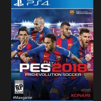 PES 2018 PS4 Pro Evolution Soccer 2018 PS4 PES 18 PS4