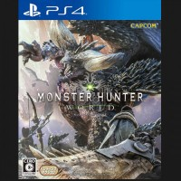 Monster Hunter World PS4 Region 3