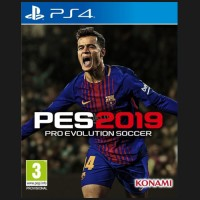 PES 2019 PS4 Pro Evolution Soccer 2019 PS4