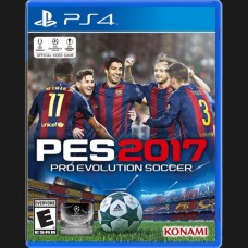 Pro Evolution Soccer 2017 PES 2017 PS4