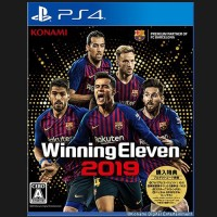 PES 2019 PS4 Winning Eleven 2019 PS4