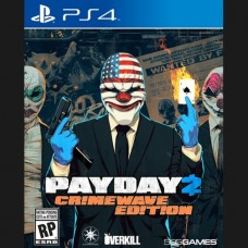 Payday 2 Crimwave Edition PS4