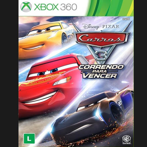 Cars 3 Driven To Win Races Xbox 360