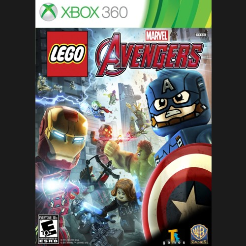 marvel lego game xbox 360