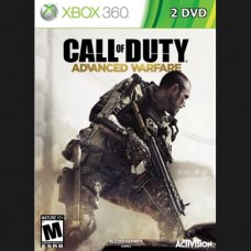 Call of Duty: Advanced Warfare Xbox 360 2DVD